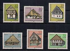 DDR - Briefmarken - 1981 - Mi. Nr. 2623-2628 - Postfrisch