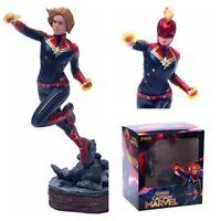Avengers Endgame Captain Marvel 1/10 Figure Carol Danvers Statue Iron Studios
