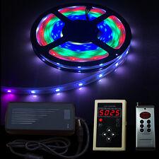 5~30 Meter IC1903 Magic Dream Color 5050 LED RGB Strip 150/300 LEDs 133 Changes
