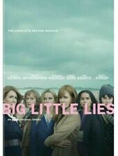 Big Little Lies: The Complete Second Season (DVD, 2020 2-Disc Set) FREE Shipping