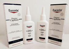 Pack of 2 eucerin dermo capillaire urea tonic care dry irritated scalp psoriasis