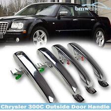 Chrysler 300 300C Dodg Magnum Charger Outside Door Handle 1 Set 4 Pcs 2005-2010