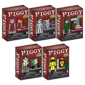 Official PIGGY Buildable Construction Set INC DLC Roblox Action Figures Toy Game