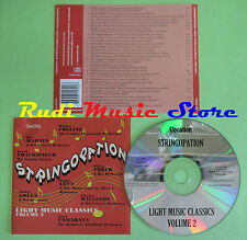 CD STRINGOPATION compilation 2008 WALTER COLLINS RAY MARTIN LOUIS LEAVY (C25)