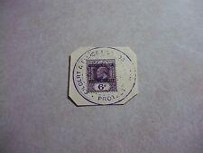 UNION ISLANDS Scarce Gibert And ELLICE Colony 1911 Cancel On Stamp TOKELAU  NZ.