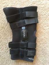 DonJoy Defiance ACL PCL Knee Brace Left Lateral