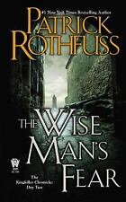 Kingkiller Chronicle: The Wise Man's Fear 2 by Patrick Rothfuss (2013,...