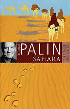 Sahara, Michael Palin, Very Good condition, Book