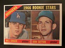 1966 Don Sutton RC