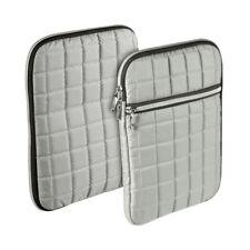 Deluxe-Line Tasche für Coby Kyros MID9742 Tablet Case grau