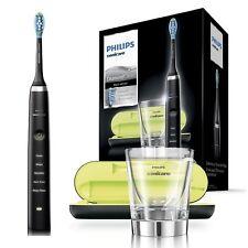Philips HX 9359/89 DiamondClean elektrische Zahnbürste schwarz