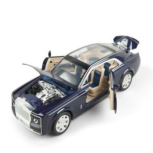 Rolls-Royce 1:24 Scale Diecast Alloy Metal Simulation Model Vehicle Toy Car Gift