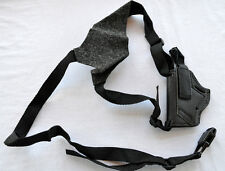 Medium Semi Auto Shoulder Holster Right or Left Hand with Round Trigger Guards