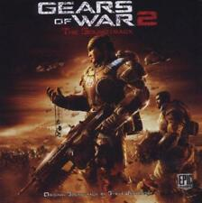 Gears Of War 2 - Original Video Game Soundtrack (NEW CD)