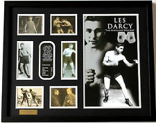 New Les Darcy Limited Edition Memorabilia