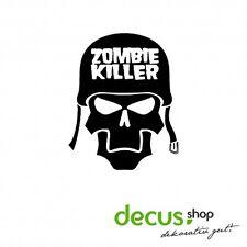 Zombie Killer // Sticker JDM Aufkleber Frontscheibe