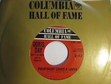 DORIS DAY * 45 * Everybody Loves A Lover * 1958 * UNPLAYED MINT RI *HALL OF FAME