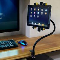 360 Rotating Desktop Stand Lazy Bed Tablet Holder Mount for iPad 2 3 4 Air Pro