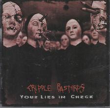 CRIPPLE BASTARDS - Votre Lies en carreaux CD / NEUF RE / scellé (2005) GRINDCORE