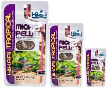 Hikari Micro Pellets 45g Tropical Fish Food Pellets