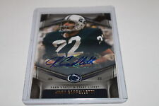 2012 UD SPX GOLD John Cappelletti RARE Auto #2/5 ONLY ONE LISTED ON EBAY!!
