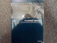 2008 Harley Davidson FLHRSE Models Service Repair Shop Manual Supplement OEM NEW