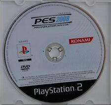 PES - PRO EVOLUTION SOCCER 2008 - PLAYSTATION 2 - PAL ESPAÑA - SOLO DVD
