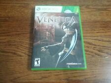 Venetica  (Xbox 360, 2011) Complete,  Tested