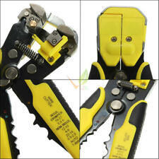 New -Li Automatic Professional Wire Striper Stripper Crimper Plier Terminal Tool