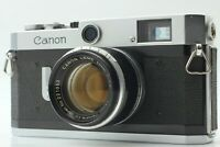 [Excellent+++ ] Canon P Rangefinder w/ 50mm f/1.8 L39 Mount From Japan #1682