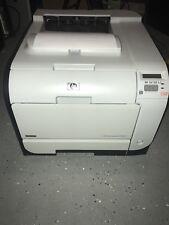 HP Color LaserJet CP2025 Laser Printer, Toner, Used