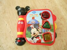 """MICKEY MOUSE CLUBHOUSE """"MY FIRST LEARNING BOOK"""" 2012"""