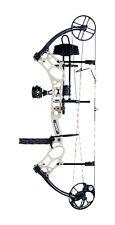 Nuevo Bear Archery Mariscal rth 60# paquete de arco de mano derecha Color Marrón Arena Tierra