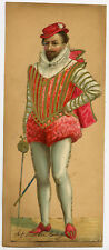 Antique Print-SIR WALTER RALEIGH-Anonymous-c.1900