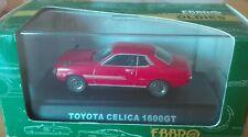 Ebbro  Toyota Celica 1600GT  TA22 mit Scala Tuning Felgen 1/43 OVP rar