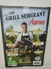 BBQ Apron Holds Beer Cans Grill Sergeant Fathers Day Gag Gift Dad Big Mouth