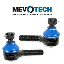 NEW For Toyota T100 4Runner Pair Set of 2 Outer Tie Rod End Mevotech MES2376