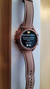 Samsung Galaxy Watch3 SM-R850 41mm Mystic Bronze Stainless Steel Case