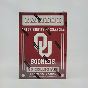 2016 Panini Oklahoma Sooners Collegiate Multi-Sport Blaster Box Trading Cards