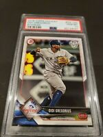 2018 Topps Holiday #TH-DG- Didi Gregorius Holiday Card! PSA GEM MINT 10