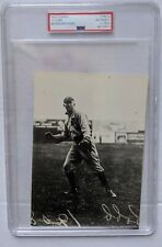 1920s Ty Cobb Type VI Baseball Photo by Brown Brothers PSA Authentic