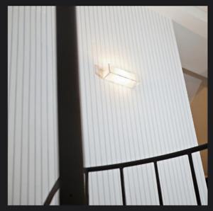FLOS 'ON THE ROCKS' ADA WALL MOUNT SCONCE LAMP LIGHTING Design ANTONIO CITTERIO