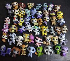 Random pick 5pcs Littlest pet shop LPS Figure Doll Kids Gift Toy Birthday Gift