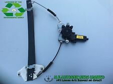 Ssangyong Rodius From 05-10 Electric Window Regulator Motor Rear Driver Side