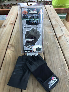 Schiek Sports Platinum 530 Wrist Lifting Gloves - Size XL - Brand New!