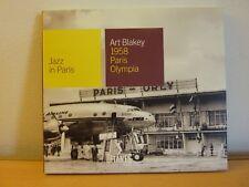 ►► Art BLAKEY 1958 Olympia *  Jazz in Paris * CD