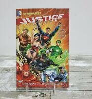 DC Comics - Justice League - Volume 1 Origin - Graphic Novel - The New 52 - 2012
