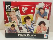 "1D One Direction Photo Poster Puzzle ""24 x 36"" Pop Band 304 pcs New, Sealed"