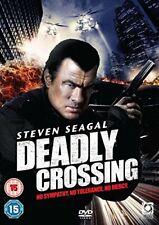 Deadly Crossing (DVD) (2010) Steven Seagal