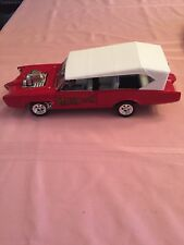 The Monkees Mobile Car American Muscle Gto Ertl 1:18